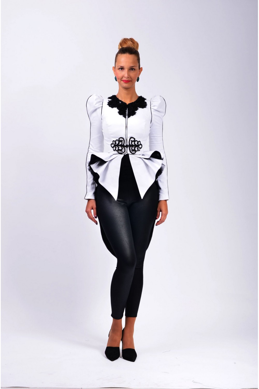 Agata haute couture jacket for Haute couture jacket